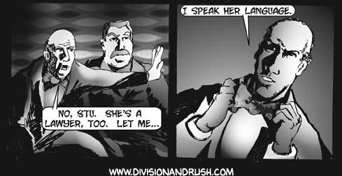 Uh oh — Lawyer-Speak