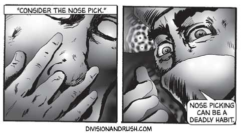 The Nose Pick